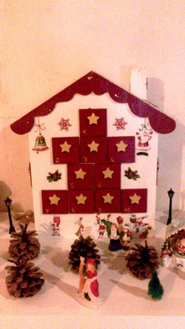 Decoration De Noel Pour Le Jour De Lavant