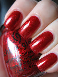 china glaze _ruby pumps