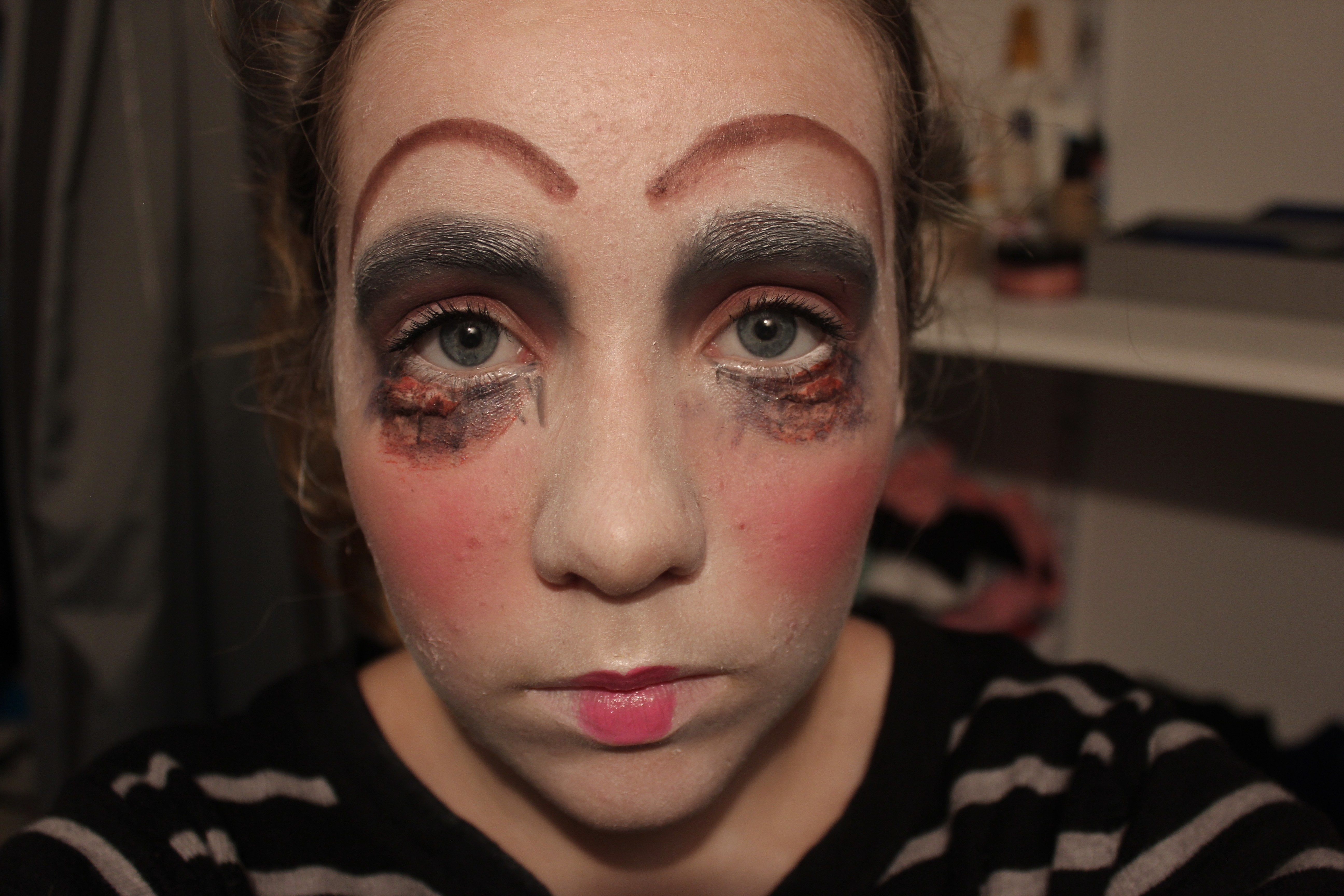 maquillage 5eme